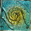 旋繞-藍色系